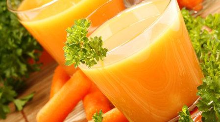 Морковная диета для сексуальной фигуры