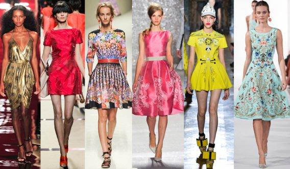 На грани самые откровенные наряды с недели моды в нью-йорке